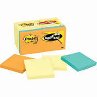 POST-IT 654-14-4B NOTES ULTRA COLLECTION 76 X 76MM YELLOW PACK 14 PLUS 4 BONUS BRIGHT PADS