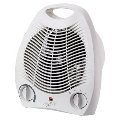 Image for NERO FAN HEATER 2000W from OFFICE NATIONAL CANNING VALE, OFFICE TOOLS OPD & OMNIPLUS