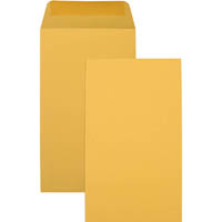 CUMBERLAND P6 ENVELOPES SEED POCKET MOIST SEAL 85GSM 135 X 80MM GOLD BOX 1000
