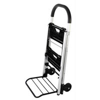 DURUS FOLDING 2 STEP LADDER AND CART 120/60KG