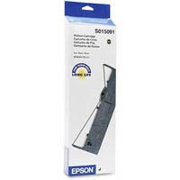 EPSON C13S015091 RIBBON CARTRIDGE BLACK