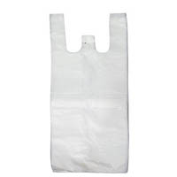 CAPRI CARRY BAGS MINI WHITE PACK 250