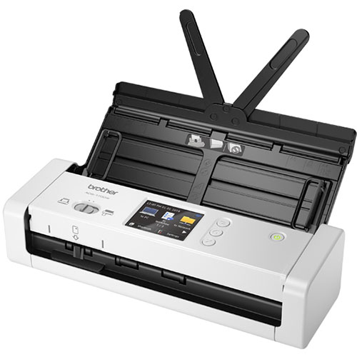 Image for BROTHER ADS-1700W WIRELESS PORTABLE DOCUMENT SCANNER from OFFICE NATIONAL CANNING VALE, OFFICE TOOLS OPD & OMNIPLUS