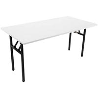 RAPIDLINE FOLDING TABLE 1800 X 750MM WHITE
