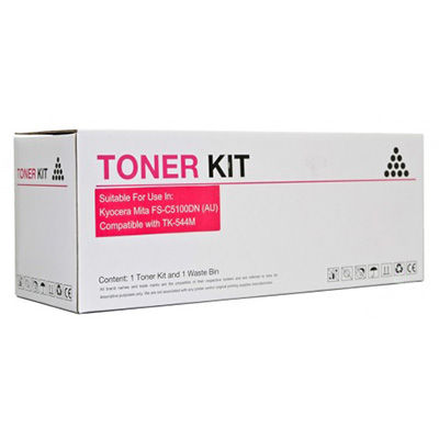 Image for KYOCERA TK544M TONER CARTRIDGE MAGENTA from SBA Office National