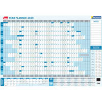 OFFICE NATIONAL 2020 YEAR PLANNER 610 X 870MM