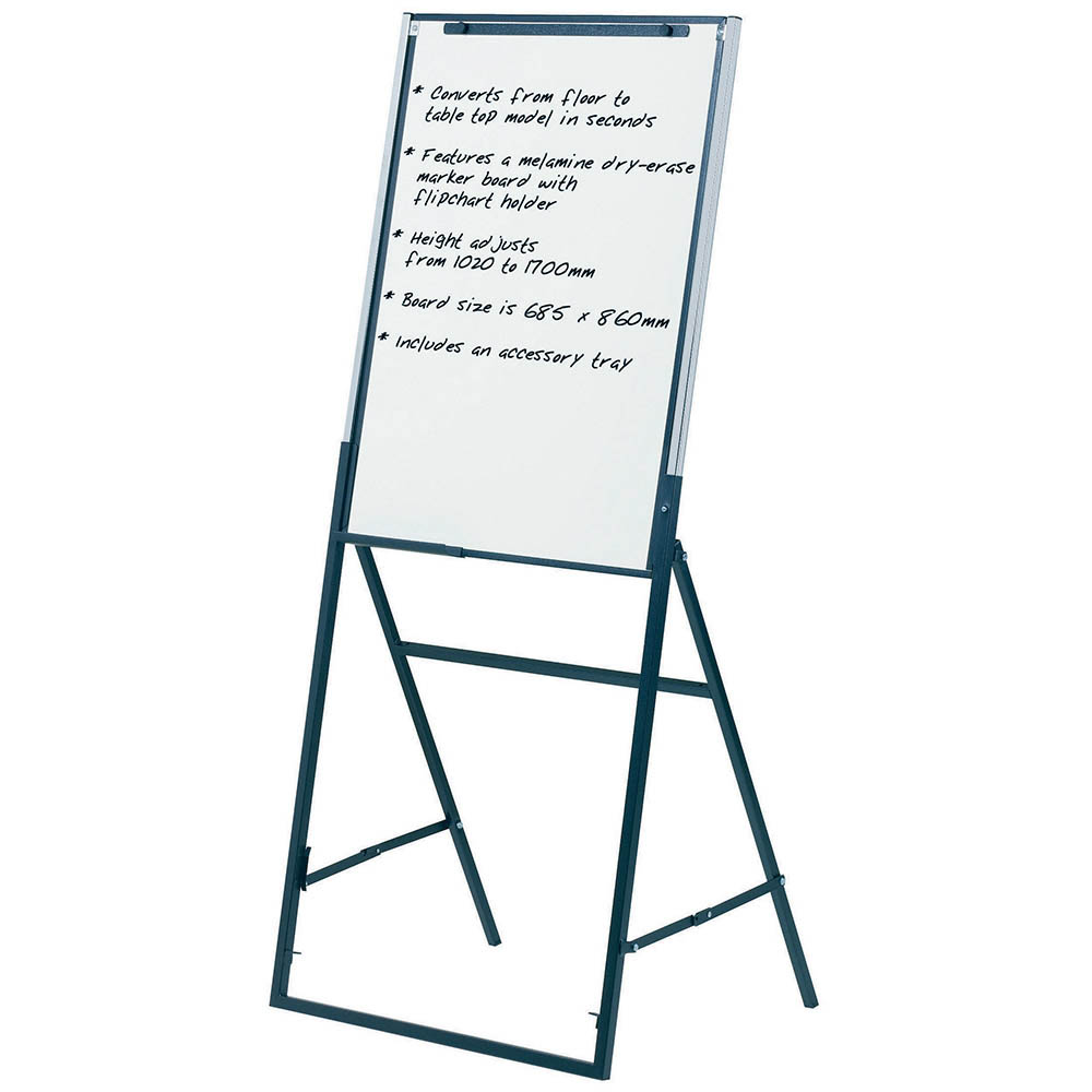 Flip Charts and Easels