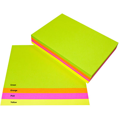 Coloured Copy Paper