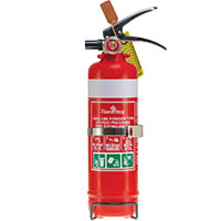 FLAME STOP ABE POWDER TYPE PORTABLE FIRE EXTINGUISHER 1KG