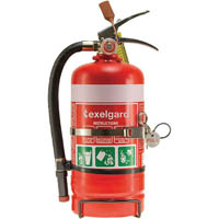 BRADY ABE DRY CHEMICAL EXTINGUISHERS 2KG